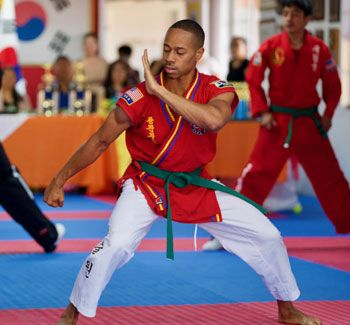 Moorimgoong Adult martial arts