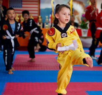 Moorimgoong martial arts Kids